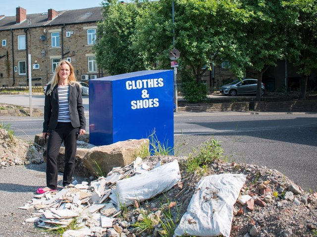 Kim Leadbeater has revealed her plan to tackle crime and anti-social behaviour in Batley and Spen