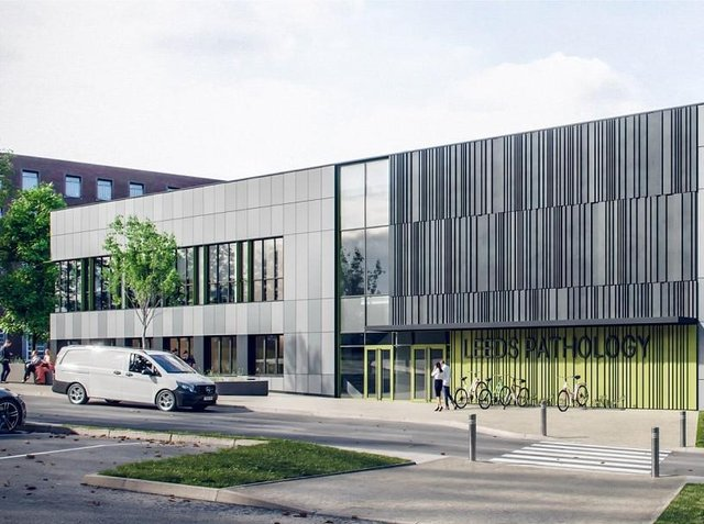 The Leeds Pathology development could be built by 2023.