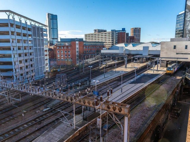 """""""Last week, the Government confirmed plans for a £317 million investment on the York-Leeds-Manchester Transpennine rail route."""""""