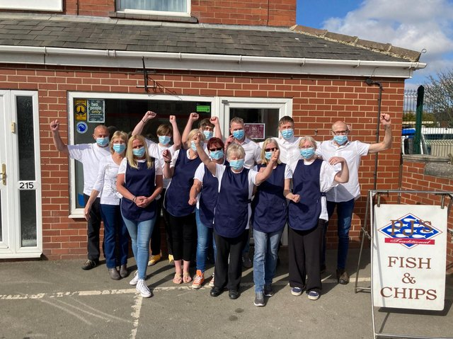PJ's fish and chip shop will be celebrating their 30th anniversary and are inviting the community to join in.