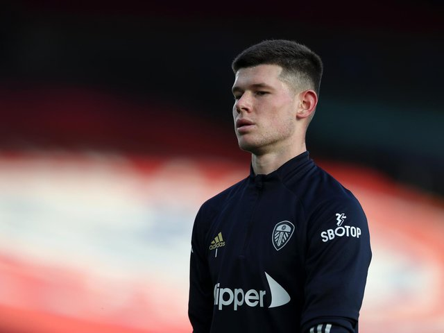 AMAZING KID - Illan Meslier has impressed former Leeds United goalkeeper Rob Green with his Premier League performances. Pic: Getty