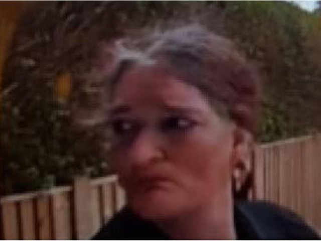 Police release picture of woman after attempted burglary in Leeds