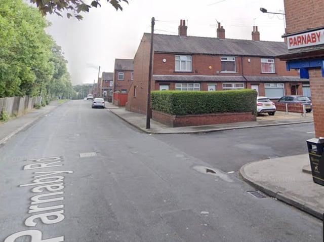 Parnaby Terrace, Leeds (photo: Google)