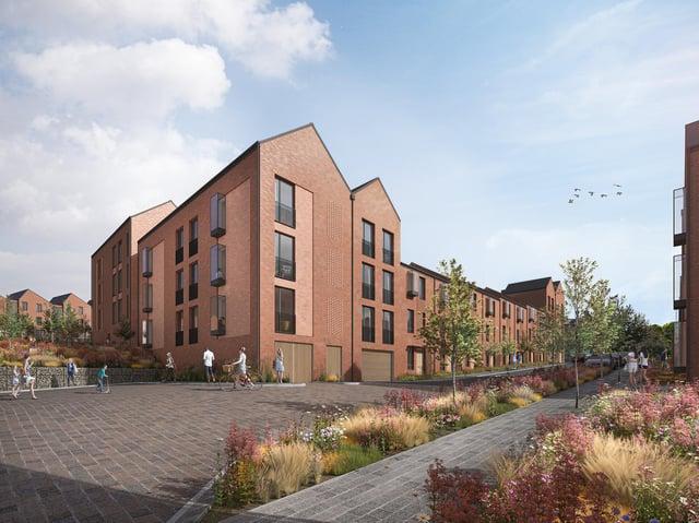 263 homes planned for Kirkstall.