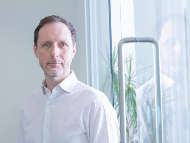 Jonathan Copus, Getech's chief executive