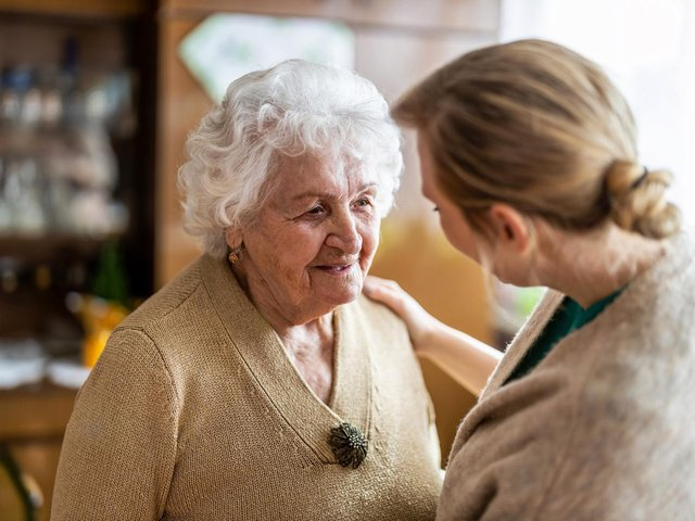 Unpaid carers truly are the backbone of this country. Pic: AdobeStock