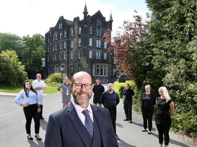 The team behind the Craiglands Hotel and Spa