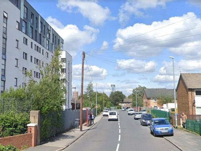 Lady Pit Lane, Beeston (Photo: Google)