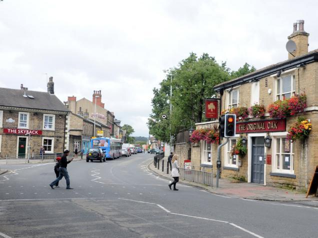 Otley Road, Headingley.