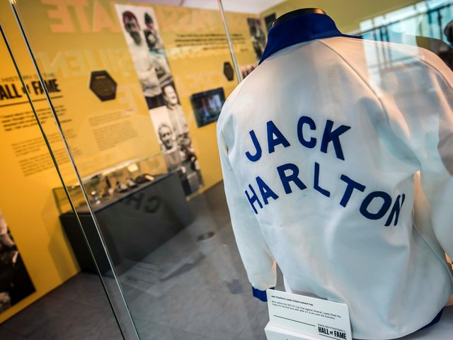 The English Football Hall of Fame focuses on 50 of the game's most inspirational and influential figures.