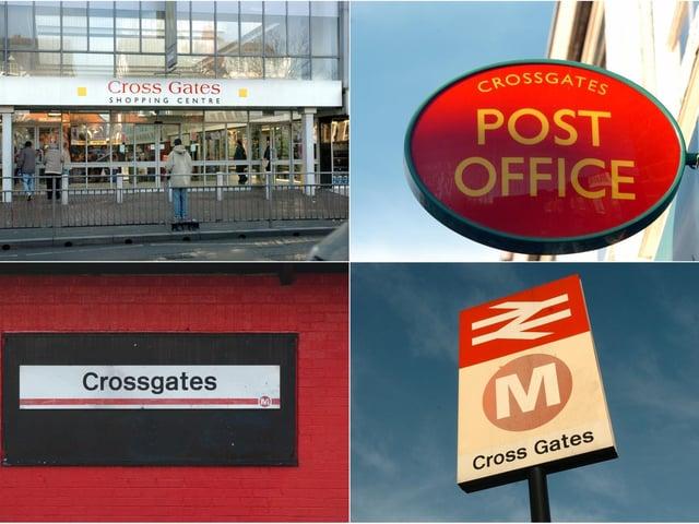 Is it Cross Gates or Crossgates?