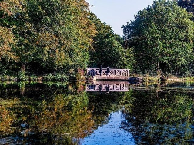 Roundhay Park is one of Leeds' best parks for an outing or walk