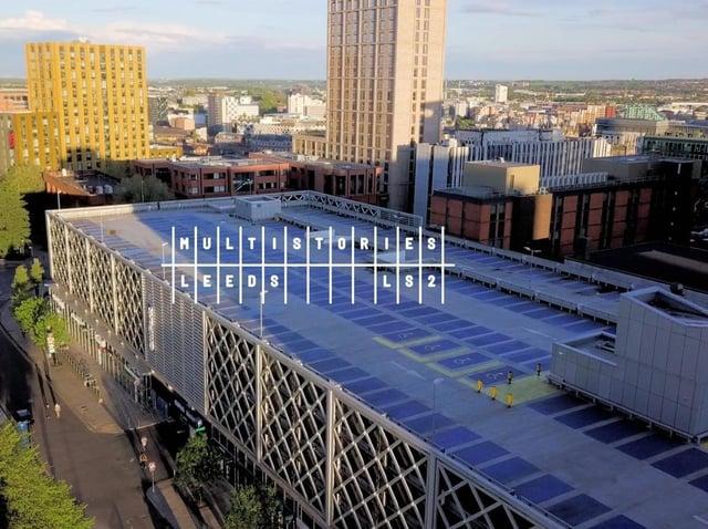 Multistories, Leeds