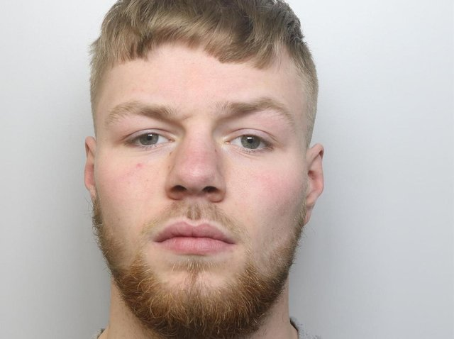 Drug dealer Jordan Burton was sent to a young offender institution for three years.