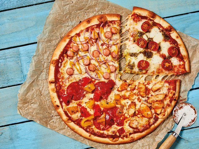 Morrisons has launched a limited-edition 'Best of Europe Pizza'