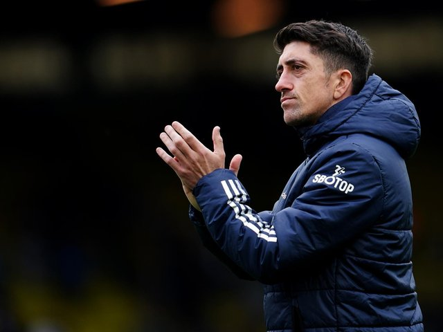 WANTED MAN: Outgoing Leeds United playmaker Pablo Hernandez. Photo by Jon Super - Pool/Getty Images.