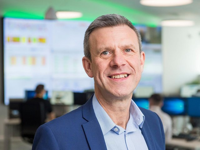 Sean Royce, Quickline's newly appointed CEO
