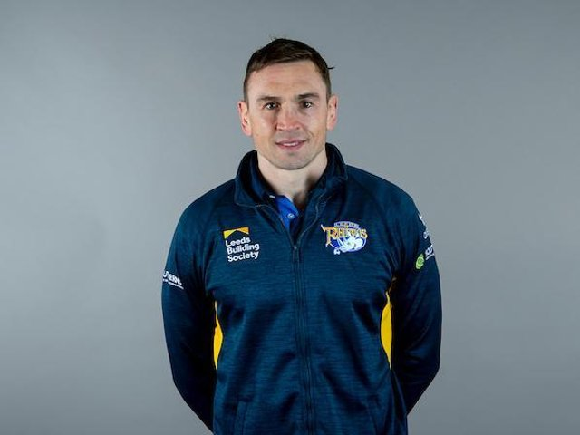 Leeds Rhinos director or rugby Kevin Sinfield. Picture by Allan McKenzie/SWpix.com.
