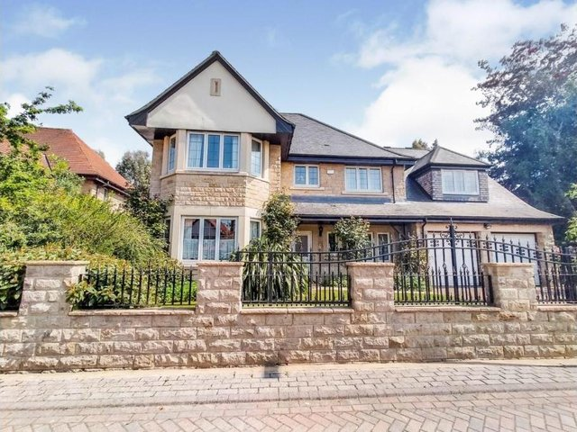Take a look inside this family home in one of Leeds most sought after streets.