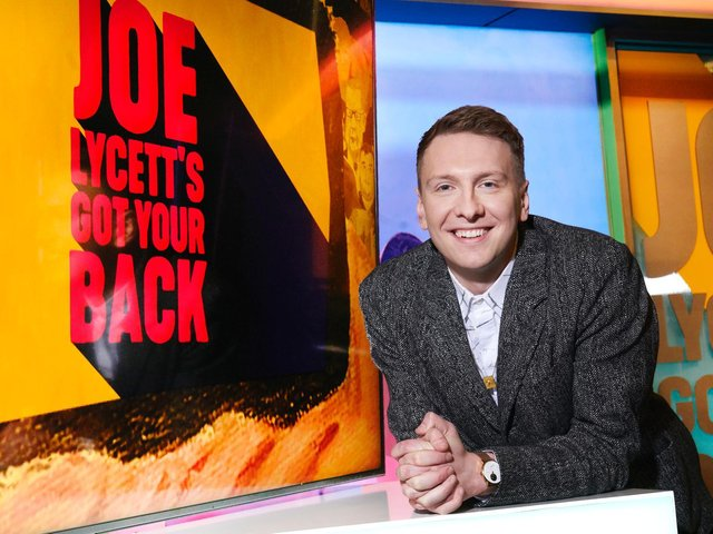 Joe Lycett is filming in Leeds for his hit Channel 4 series Joe Lycett's Got Your Back (Photo: Channel 4)