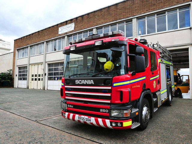 West Yorkshire Fire and Rescue Service had to perform 153 lift rescues in 2020