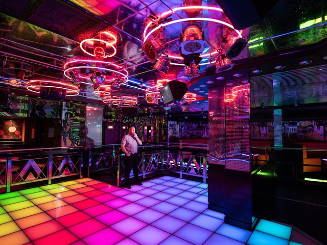 Gavin McQueen, the general manager of Leeds PRYZM nightclub (Photo: Oli Scarff/AFP via Getty Images)