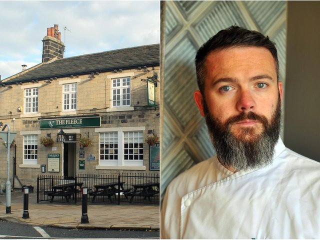 The Fleece, in Town Street, has announced the menu in collaboration with Matt Healy