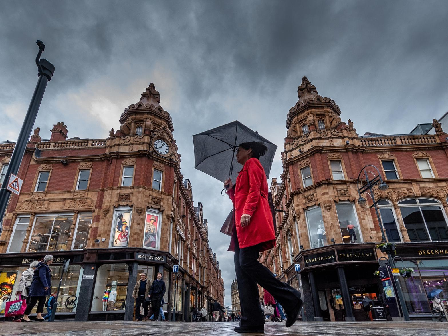 Thunderstorms expected to hit Hastings