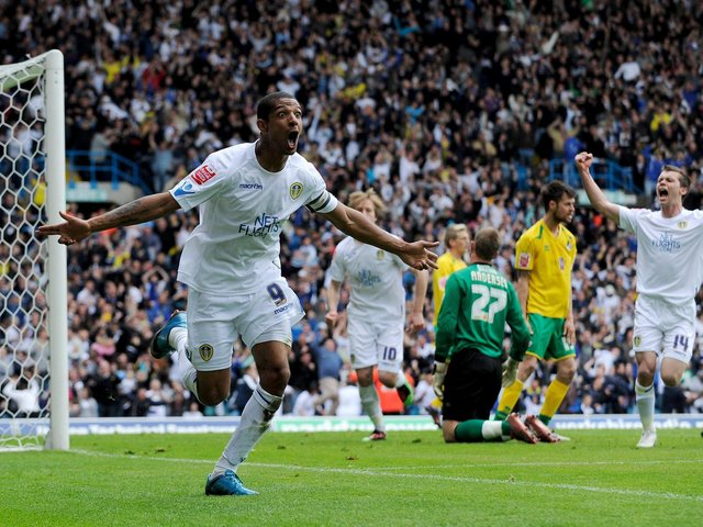 Enjoy these photo memories from Leeds United's 2-1 win against Bristol Rovers at Elland Road in May 2010. PIC: Getty
