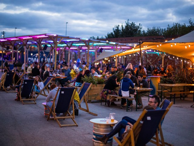 Chow Down are running events throughout the summer