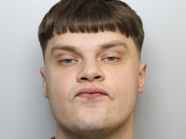 Drug dealer Rafal Kuc was jailed for four years and four months.