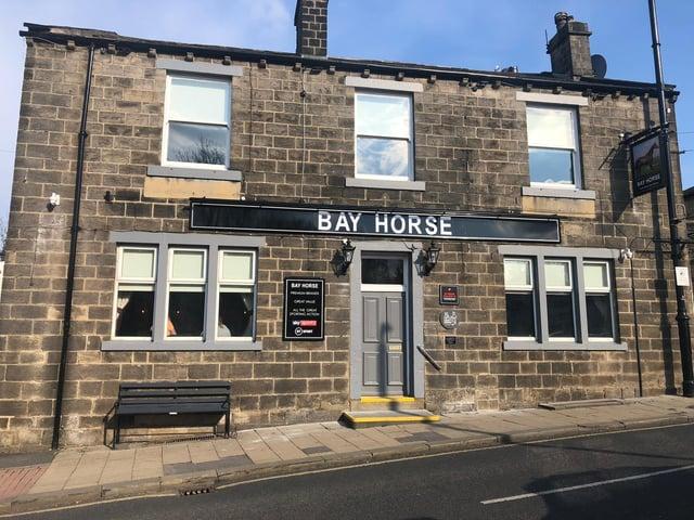 The Bay Horse in Farsley, Leeds.