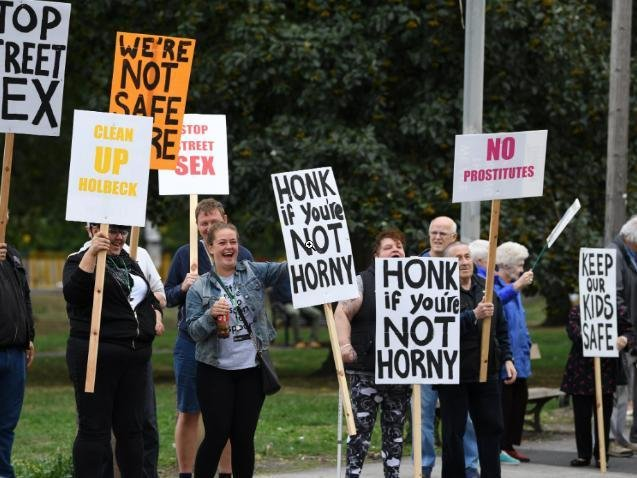 Campaigners both for and against the zone have had their say.