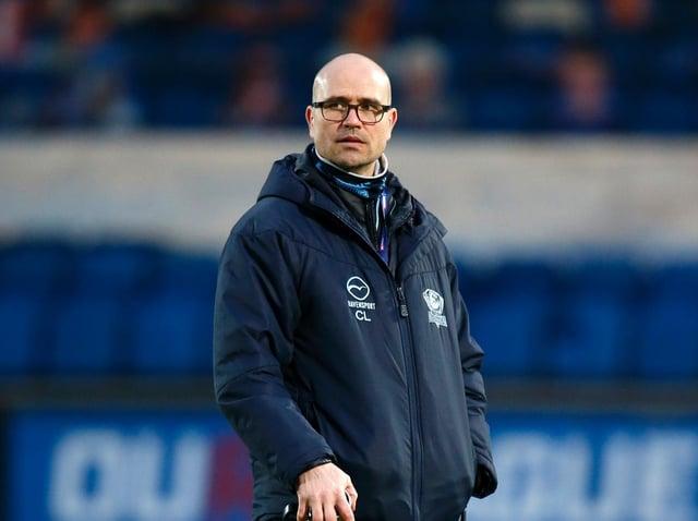 Batley Bulldogs head coach Craig Lingard. Picture: Ed Sykes\SWpix.com.