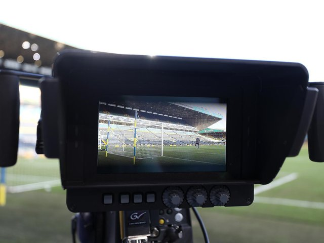 TV DETAILS: Announced by the Premier League for Leeds United's second season back in the top flight. Photo by Naomi Baker/Getty Images.