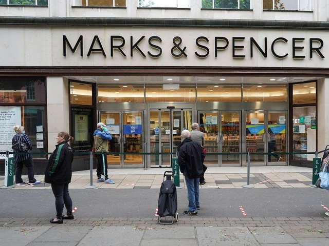 Marks and Spencer (Getty Images)