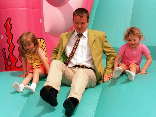 Enjoy these photo memories of Horsforth Gala in the 1990s and early 2000s. PIC: