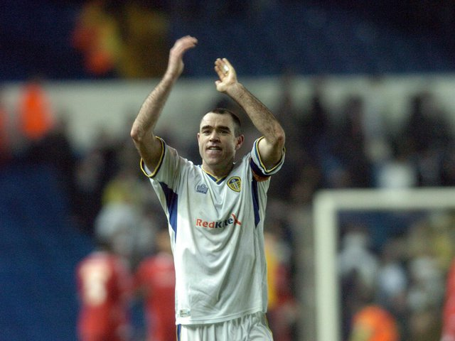 Enjoy these photo memories of Andy Hughes in action for Leeds United. PIC: Jonathan Gawthorpe