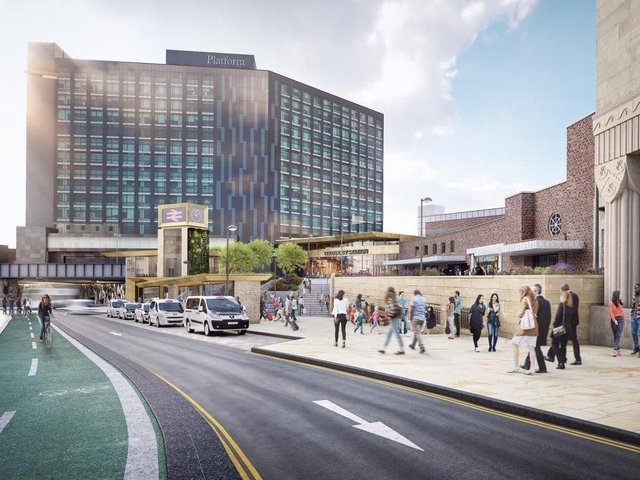 Leeds Station and its surrounding area is set to undergo a major change as part of a £39.5 million investment scheme.