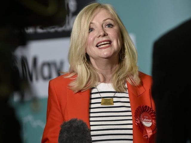 Mayor of West Yorkshire Tracy Brabin (photo: Steve Riding).