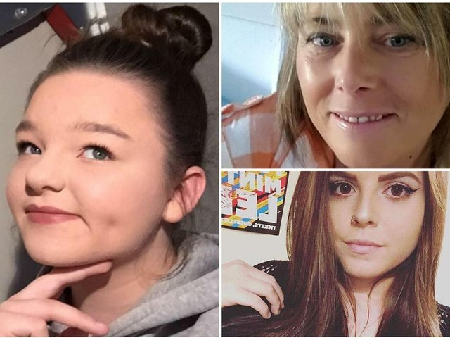 Sorrell Leczkowski; Wendy Fawell and Courtney Boyle were killed in the attack on Manchester Arena.