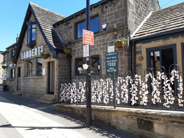 Lambert's Bar and Cookhouse, Horsforth.