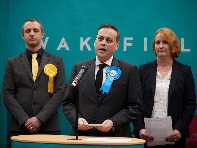 Imran Ahmad Khan, 47, the Conservative MP for Wakefield, West Yorkshire, is alleged to have groped the teenager in Staffordshire.