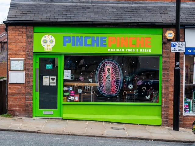 Pinche Pinche on Harrogate Road, Chapel Allerton