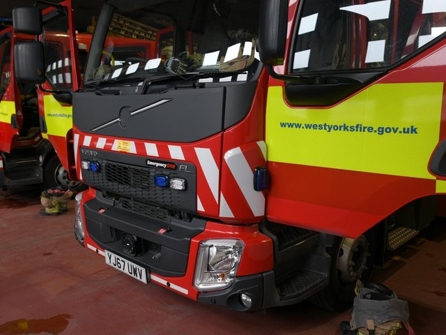 The fire broke out on Knowsthorpe Lane, Cross Green (stock image)