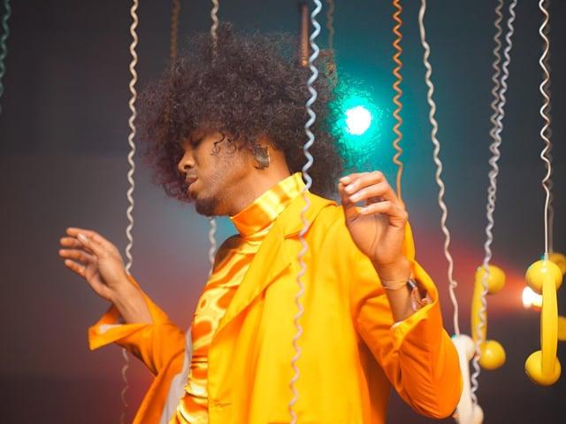 Leeds musician Tamaraebi has released his new EP - Spectrum