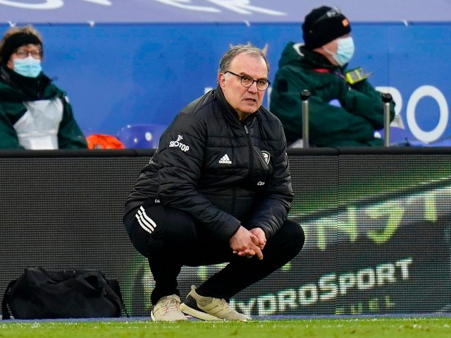 LEEDS REVOLUTIONARY - Marcelo Bielsa, under Andrea Radrizzani's ownership at Leeds United, has re-engaged the club's fanbase with their love for the Whites, helping to build a strong brand. Pic: Getty