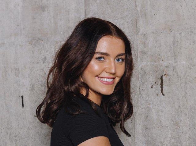 Missy Keating is the new face of George at Asda's G21 summer collection.