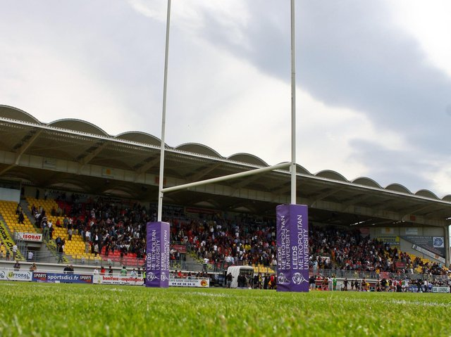 Rhinos will visit Stade Gilbert Brutus on Friday, June 16. Picture by Alex Whitehead/SWpix.