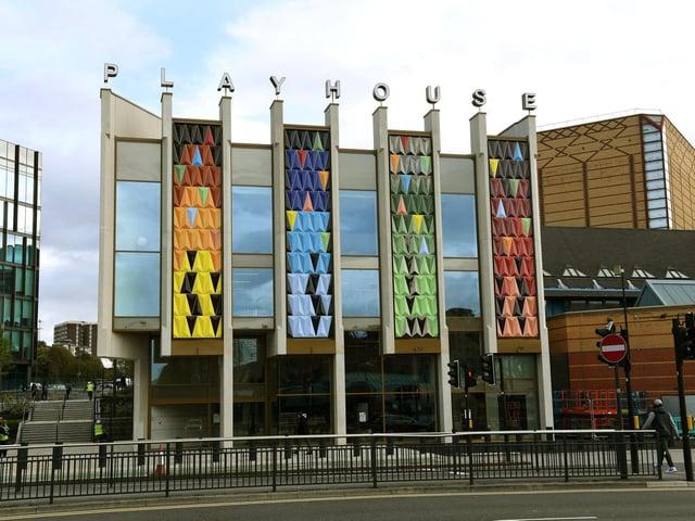 Leeds Playhouse.
